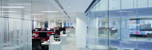 Glazed Partition Systems London