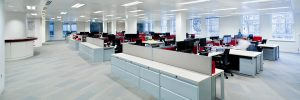 Office Acoustic Partition Systems